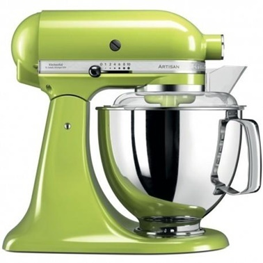 KitchenAid Artisan Stand Mikser 4.8 L- 5Ksm175Ps - Green Apple Renkli